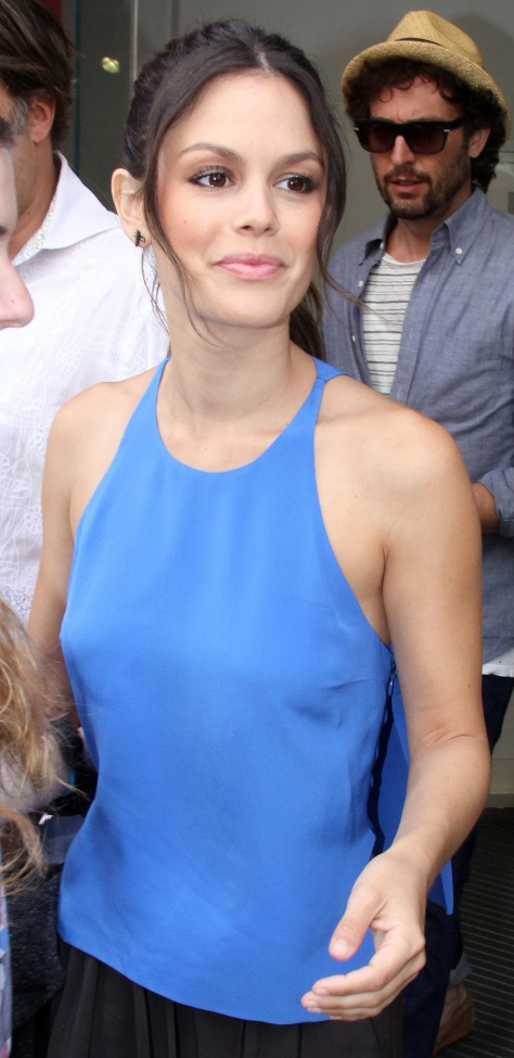 Rachel Bilson - City TV Studios in Toronto 5/29/12
