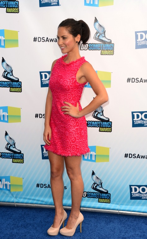 Olivia Munn - Do Something Awards in Santa Monica - 08/19/12
