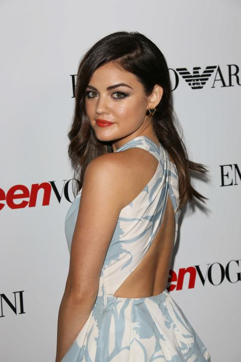 Lucy Hale - Teen Vogue Young Hollywood Party in Beverly Hills 09/27/12
