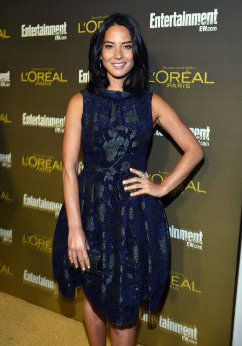 Olivia Munn - Entertainment Weekly Pre-EMMY Event in West Hollywood - 09/21/12