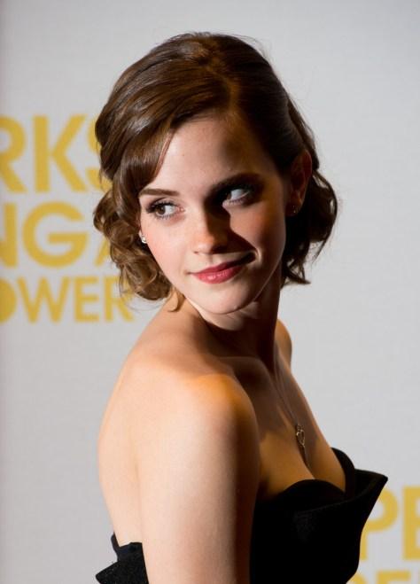 Emma Watson - @ Perks of Being a Wallflower premiere, London - September 26, 2012