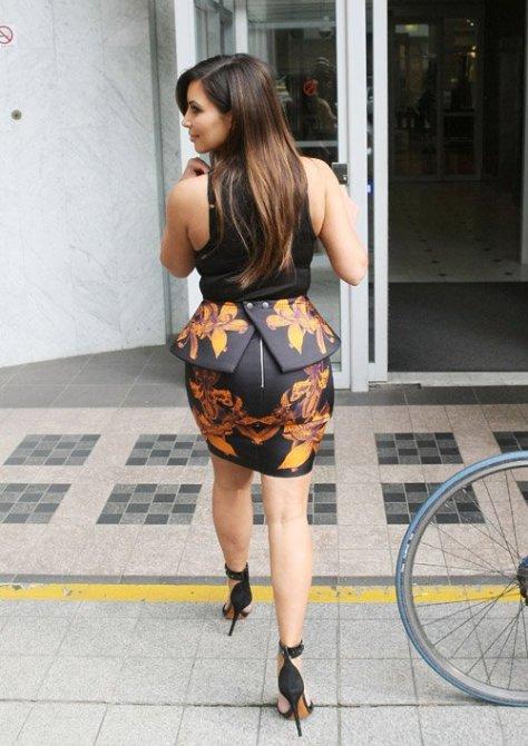 Kim Kardashian in Australia 9/20/12