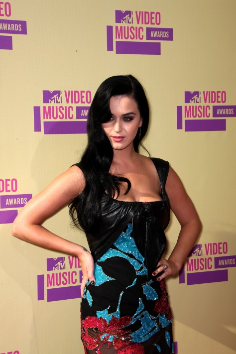 Katy Perry - MTV Video Music Awards in Los Angeles - 09/06/12