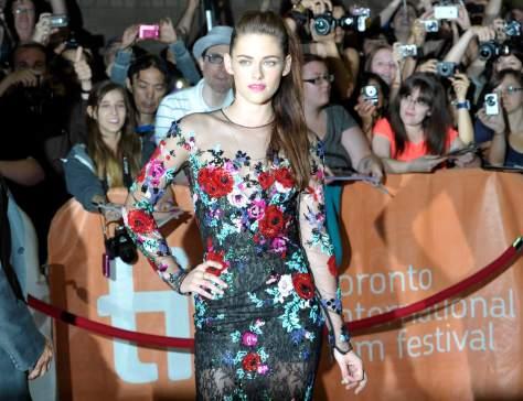 Kristen Stewart - On the Road premiere at the Toronto Film Fest 09/06/12
