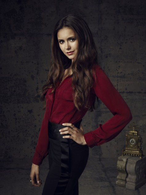 The Vampire Diaries Season 4 The ENTIRE Cast Promotional Photos!