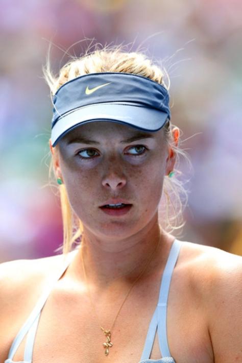 Maria Sharapova (RUS) [2] d Olga Puchkova (RUS) 6-0, 6-0 2013 Australian Open: 1st R Jan 14