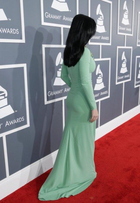 Katy Perry @ Grammy's 2013