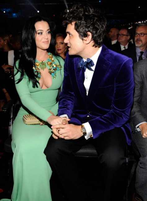 Katy Perry @ Grammy's 2013