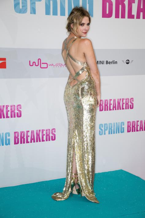 Ashley Benson - Spring Breakers Premiere in Berlin 2/19/13