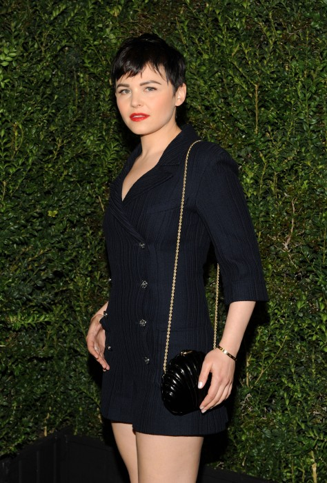 Ginnifer Goodwin - Chanel Pre-Oscar dinner, Los Angeles - 2/23/13