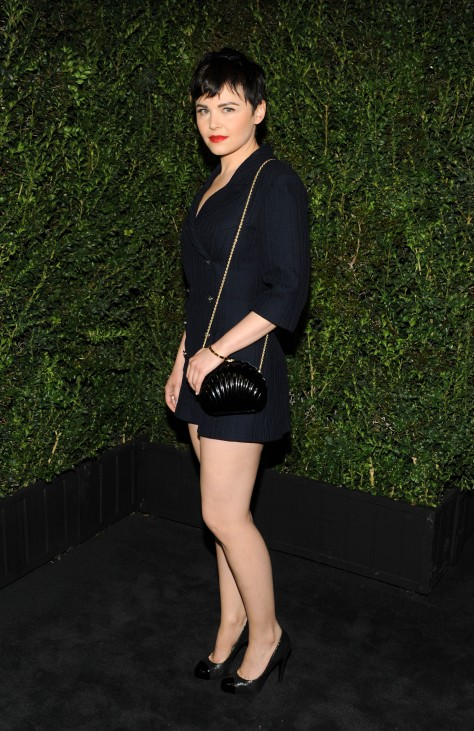 Ginnifer Goodwin - Chanel Pre-Oscar dinner, Los Angeles - 2/23/13