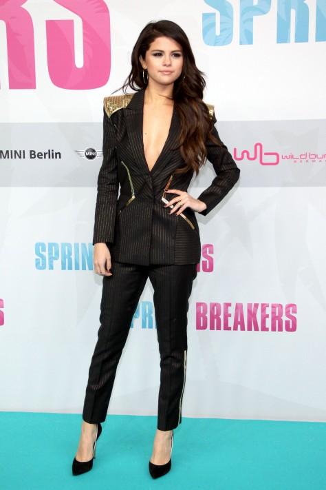 Selena Gomez - Spring Breakers premiere in Berlin 2/19/13