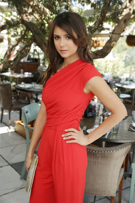 Nina Dobrev - 2nd Annual 25 Most Powerful Stylists Luncheon in West Hollywood 03/13/13