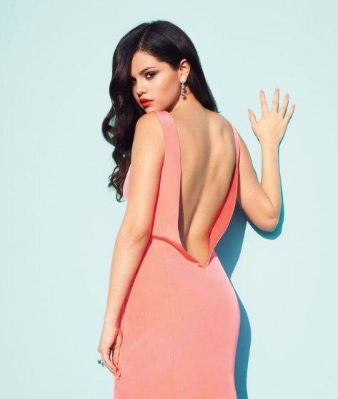 Selena Gomez - Harper's Bazaar April 2013