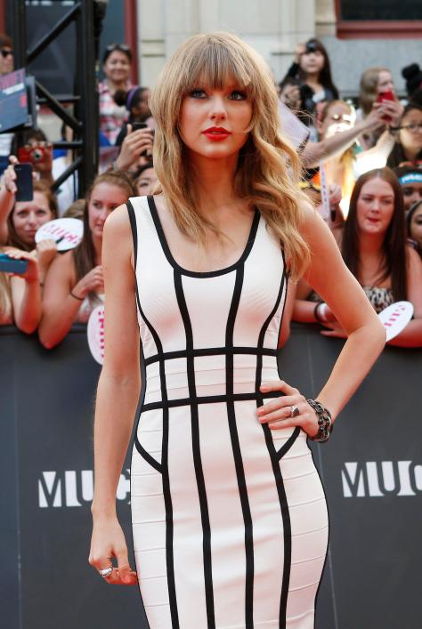 Taylor Swift - MuchMusic Video Awards Toronto 6/16/13