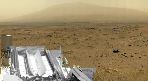 Explore Mars Through NASA's New Billion-Pixel Panoramic Photo