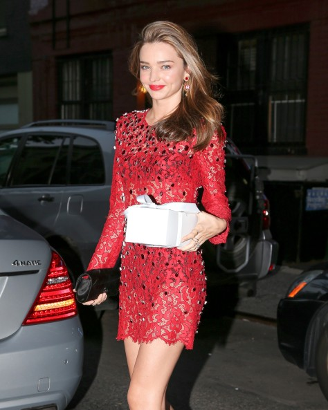 Miranda Kerr Out n About in New York June 22, 2013