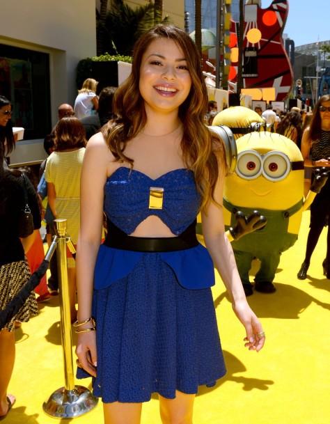 Miranda Cosgrove - 'Despicable Me 2' premiere in Universal City 6/22/13