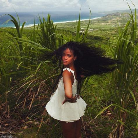 Rihanna for Barbados
